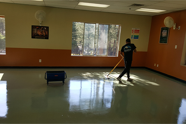 Twilight Janitorial - Floor Care Services